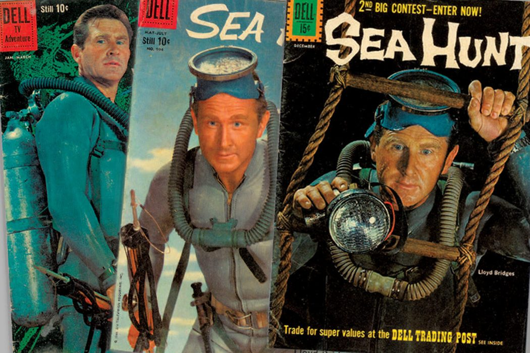 This Feature Story Originally Appeared In The February 2008 Issue Of Dive Training To Celebrate 50th Anniversary Iconic Television Series Sea