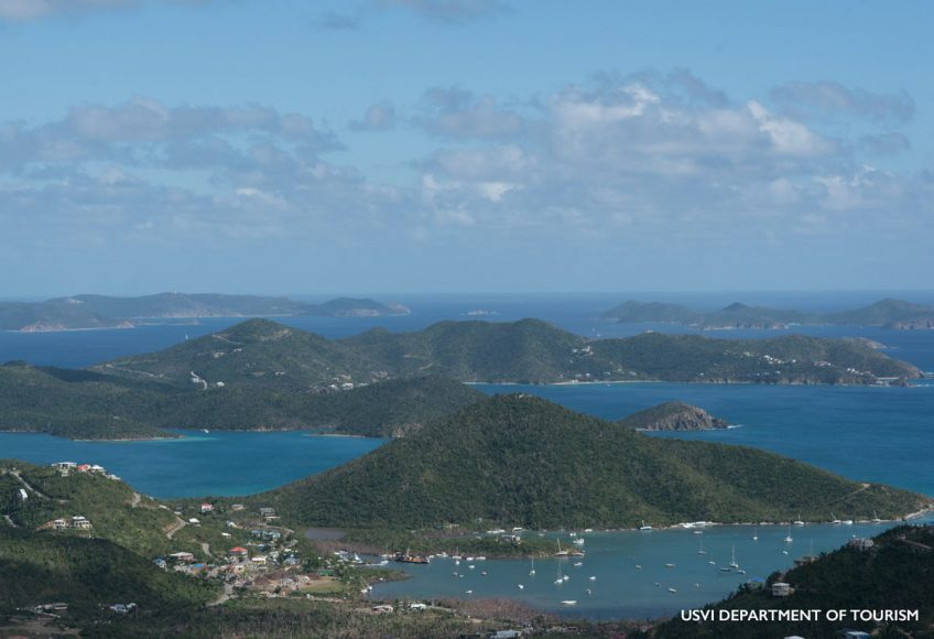 US Virgin Islands post-hurricane