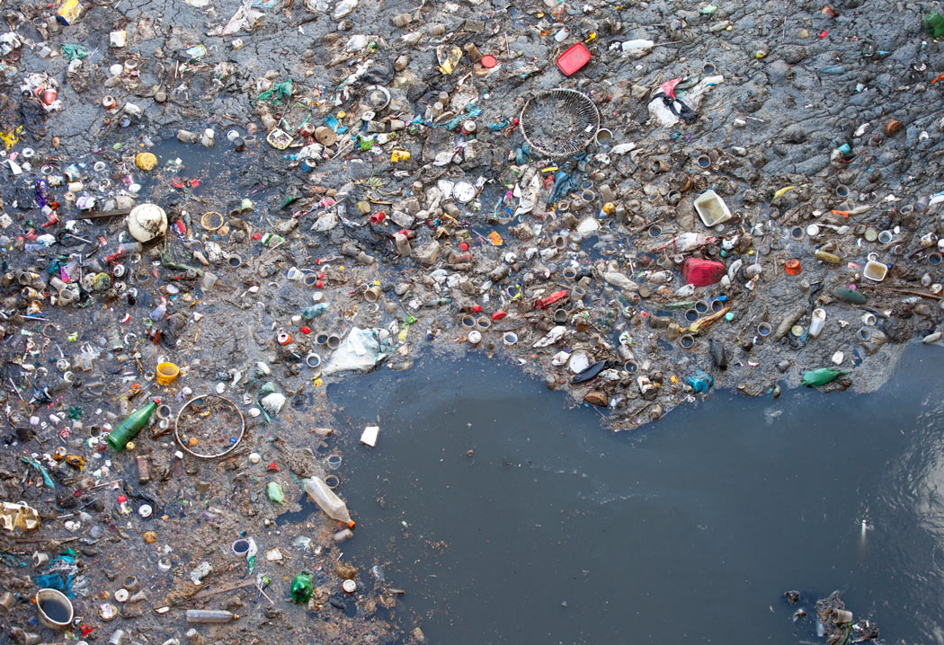 STUDY INDICATES GREAT PACIFIC GARBAGE PATCH GYRE IS ...