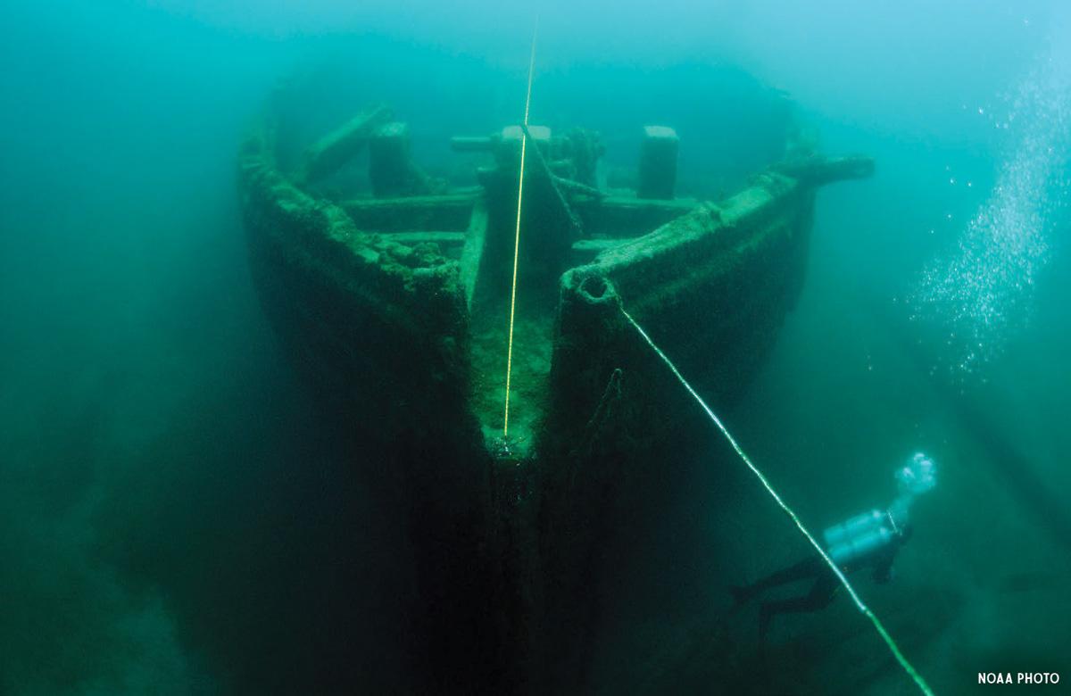 Shipwreck - E.B. Allen