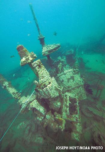 Shipwreck - F.W. Abrams