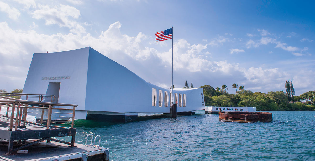 Hawaii - USS Arizona