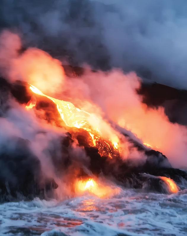 Hawaii - lava