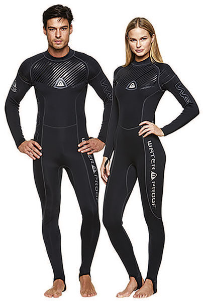 Waterproof Neoskin 1mm wetsuit
