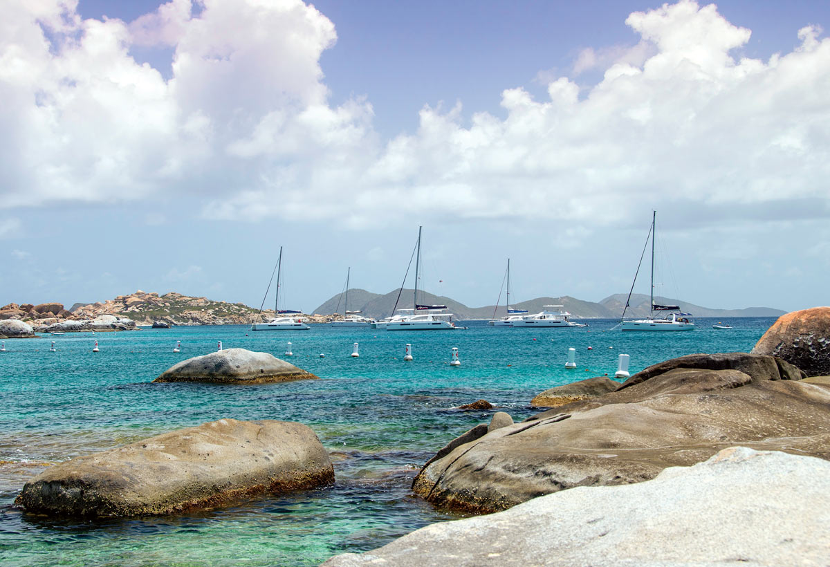 The Baths at Virgin Gorda, British Virgin Islands