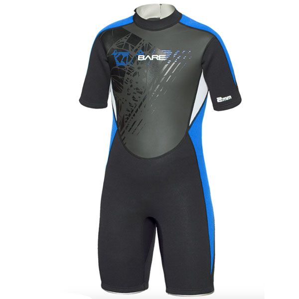 BARE Manta wetsuit
