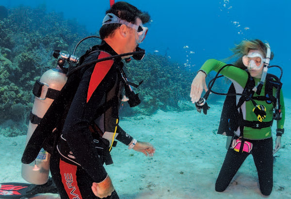 Scuba Skills: Regulator Retrieval