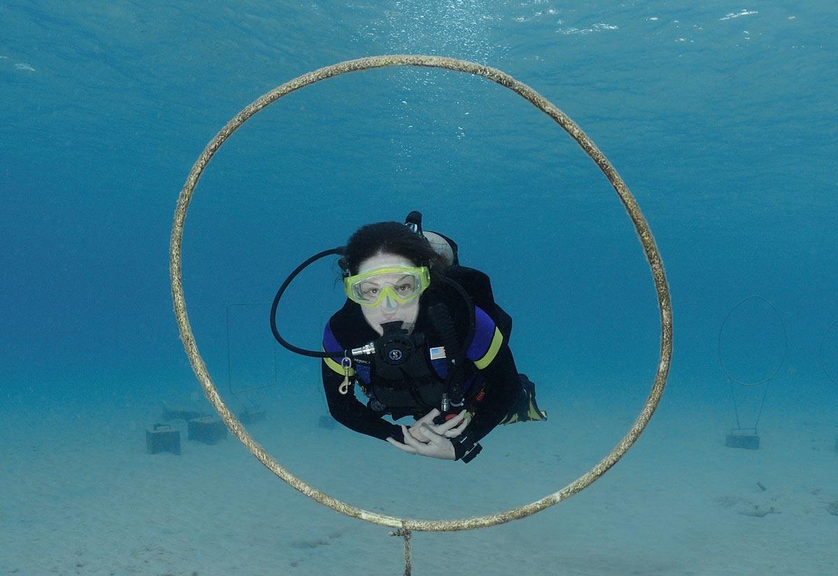 scuba buoyancy control