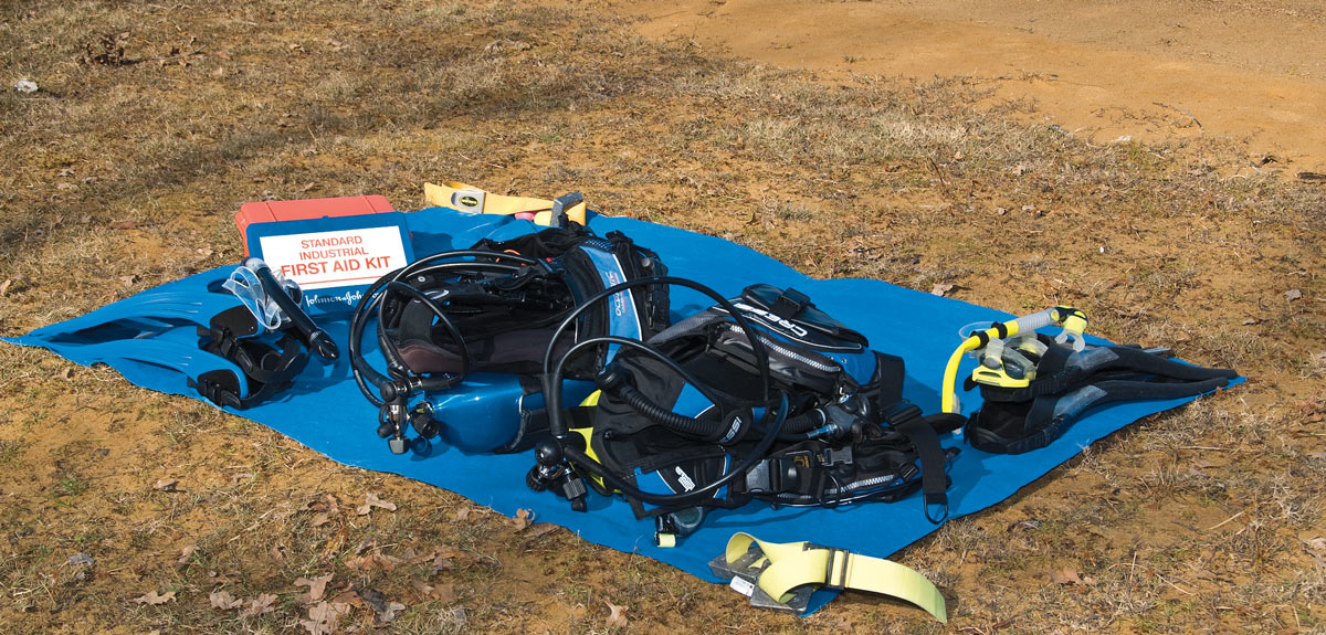 shore diving basecamp