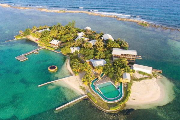 CABAÑAS ON CLARK'S CAY, GUANAJA, BAY ISLANDS